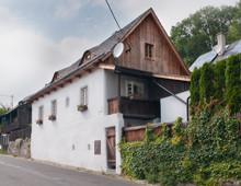 Becirk – dřevěnka ve Štramberku