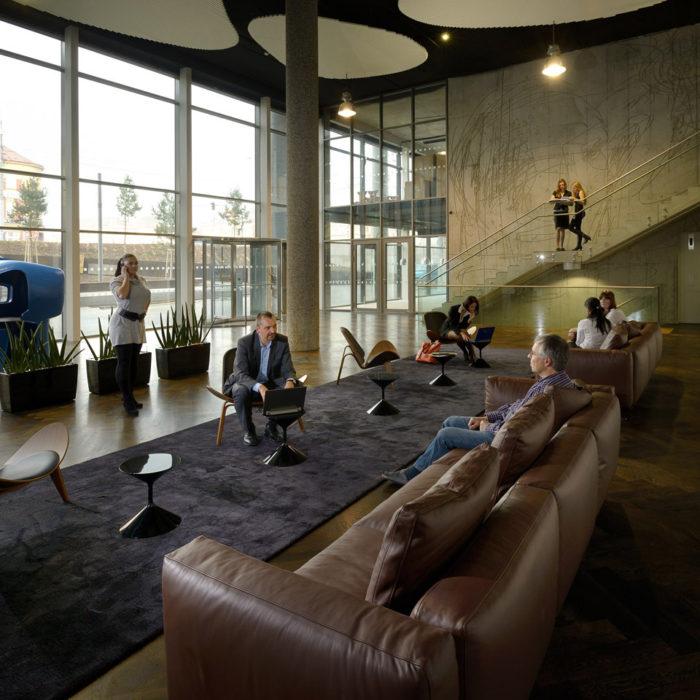Lobby Tieto Towers