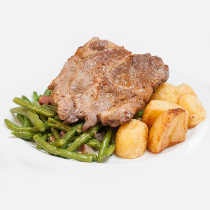 Denní menu restaurace